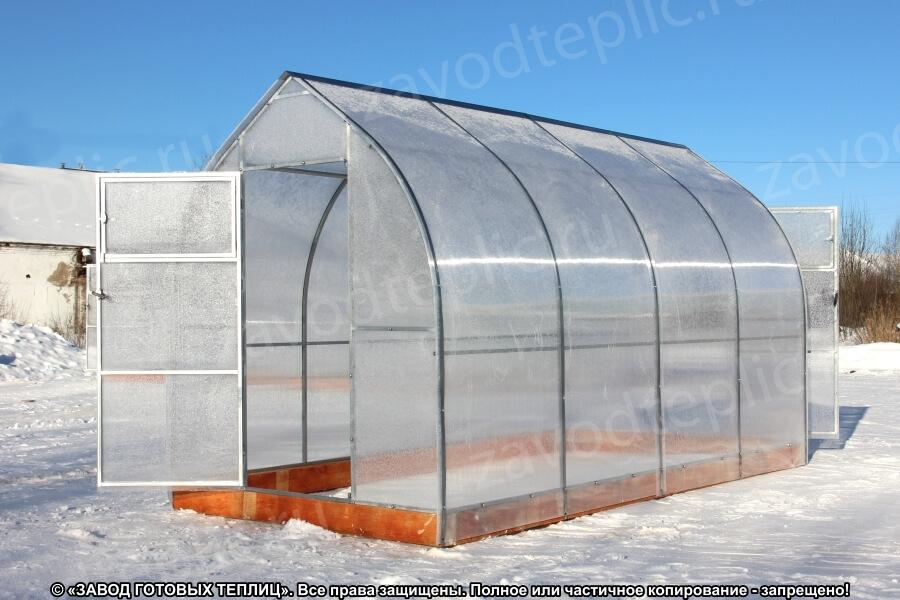 Завод готовых теплиц официальный сайт инструкция